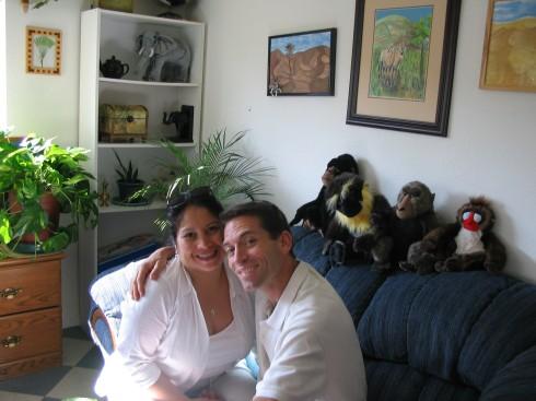 Suzan and Matt Ebiner