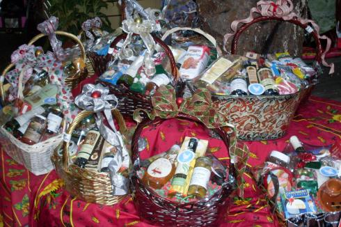 gift baskets Farmer's Market