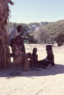 Turkana family, Lokori