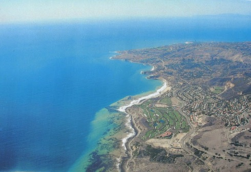 RRaskoff's ultralite photo, South side of Palos Verdes Peninsula, Ocean Trails and Portuguese Bend