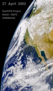 Cold front coming (NASA 2003)