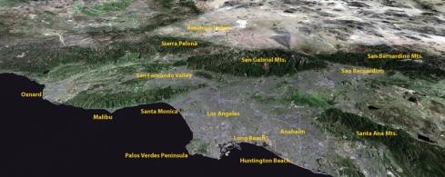 LA-basin-labeled-12 Dr Wm Bowen CSUN