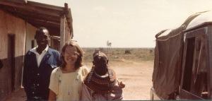 Sofia Lepuchirit's cousin in Wamba, Samburu