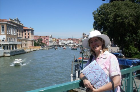 Dr. Renfrew in Venice