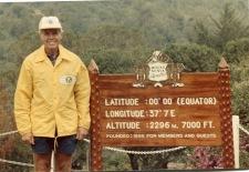 Dad, Mt. Kenya C