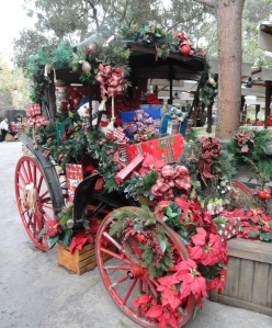 Red, green wagon 12-17-12
