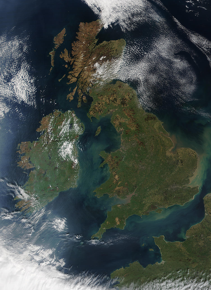 Atlas of United_Kingdom_satellite_image, wikimedia commons