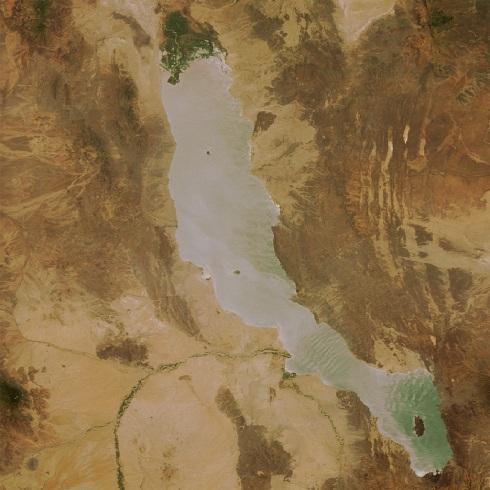 Lake Turkana from space nasa.gov