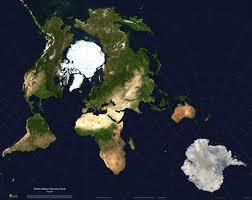 satellite image Earth