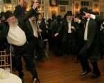 dancing rabbis crown Heights