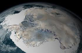 Antarctica from space NASA
