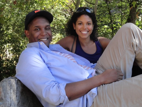Solstice Canyon friends, MP Renfrew