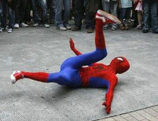 spiderman_breakdance