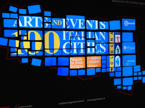 Arts & Events, 100 Italian Cities mosaic