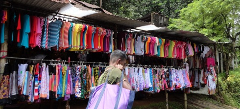 Colorful clothes, Sri Lanka, MP Renfrew