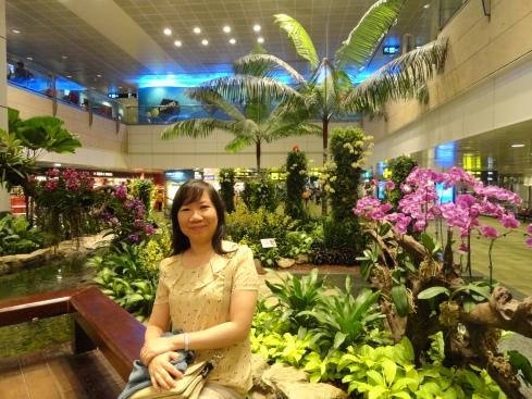 Singapore airport, July 2, 2013, MP Renfrew