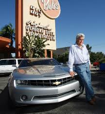 Jay Leno Bob's big boy