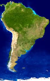 South America satellite, NASA