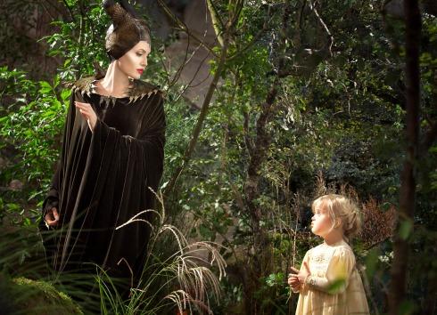 angelina-jolie-maleficient-Vivienne Jolie-Pitt