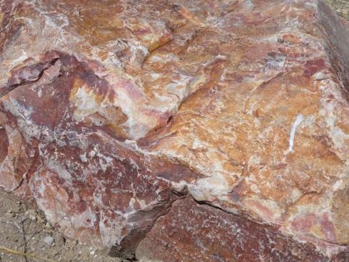 Big Bear quartzite iron, MPR