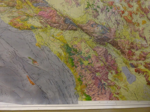SO. Cal Geology map