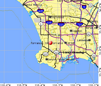 Torrance map