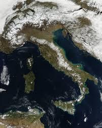 Italy, NASA, wikimedia