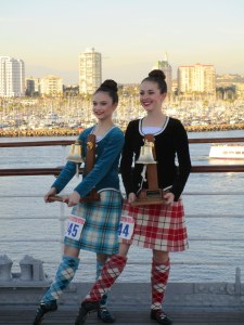 Highland dancer winners 2-14-15 Scottish Festival