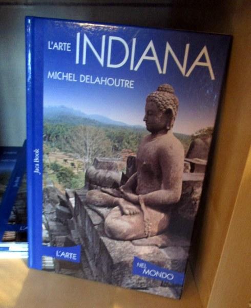 Indiana book, Genoa, Italy