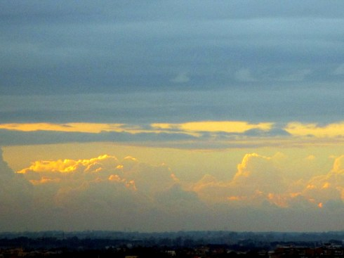 Rain clouds from Vatican cupola, Jan. 2015 MP Renfrew