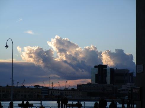 Skies of Italy 2, Genoa MP Renfrew
