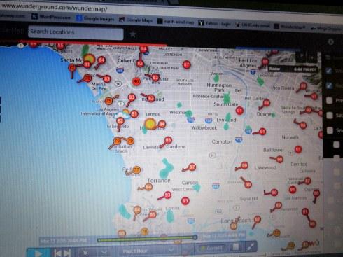 3-13-15 wundermap L.A. West hot winds, MP Renfrew 1