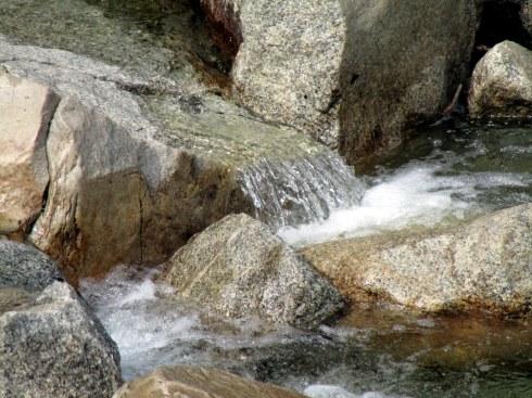 Little waterfall Yosemite Falls MMPRenfrew, 4-6-15