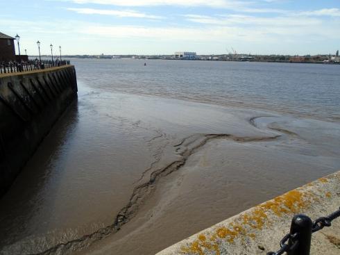 Drainage meander into Mersey 1, MP Renfrew