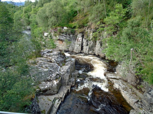 Drumguish Tributary to Spey, MP Renfrew 2