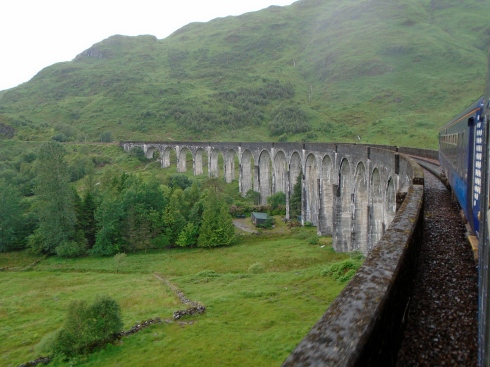 Glenfinnan Viaduct 3, MPR 7-11-15