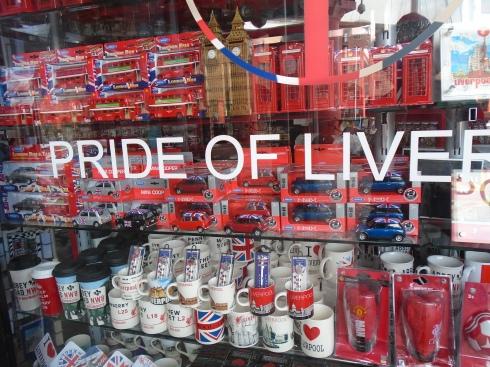 Liverpool souvenirs 2