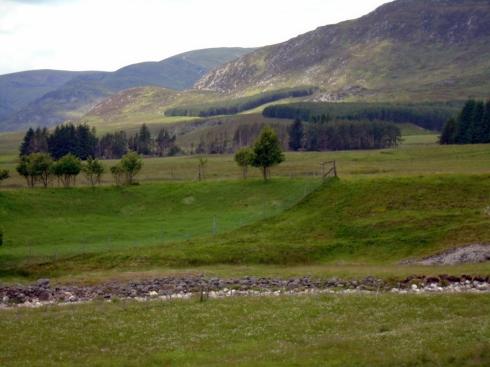 Macpherson turf, Newtonmore Glen hike, MPRenfrew