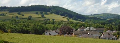 Brecon hill, houses 2, MP Renfrew