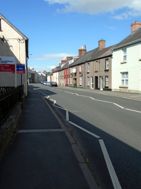 Brecon street, MP Renfrew
