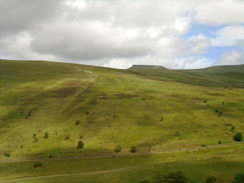 Corn Du, Brecon Beacons National Park, MP Renfrew, 7-5-15