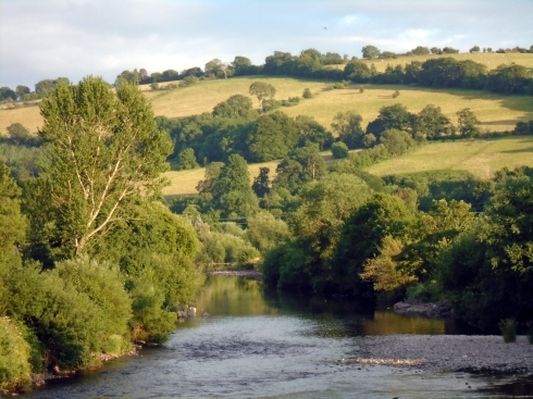 River Usk, Brecon MP Renfrew