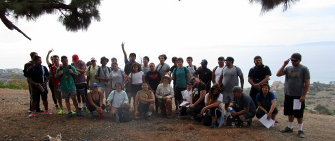 9-12-15 LA Harbor College Geography Field Trip, Dr. Renfrew
