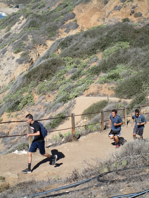 Eric & Alan Curiel, Jessi Rodriguez, Ocean Trails 10-30-15