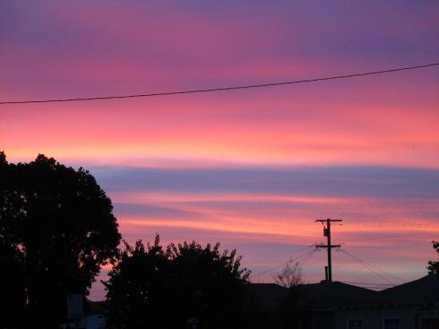 Mel's sunrise