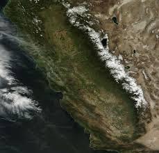 sierra snow nasa