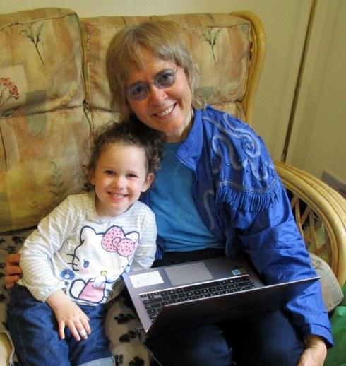 Ella & Melanie Renfrew, 6=19-16 Laggan, Scotland