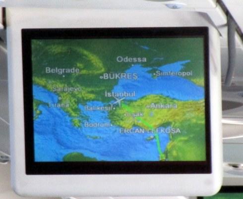 Istanbul screen map, MPR