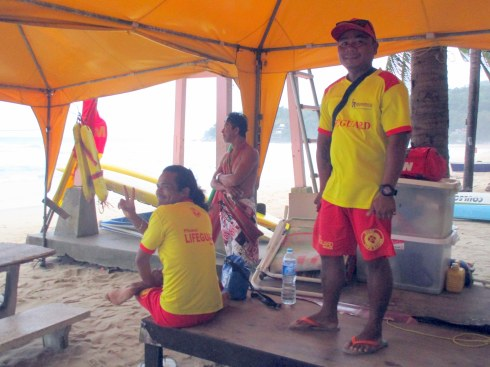 Kamala lifeguards, MP Renfrew 7-16