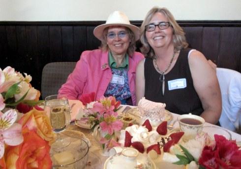 Melanie & Donna 4-16
